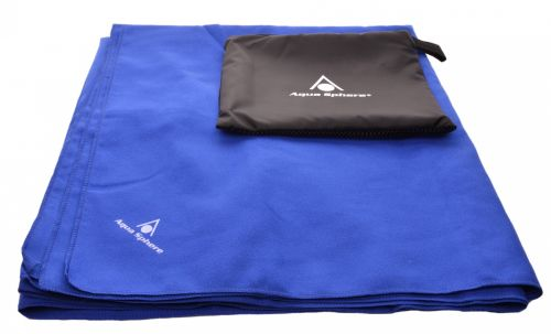 Aqua Sphere King Size Magic Towel modrý ručník