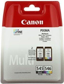 Canon PG-545XL/CL-546XL barevná cena od 769 Kč