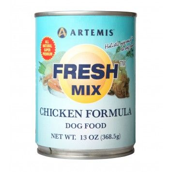 Artemis Fresh Mix Chicken for Dogs
