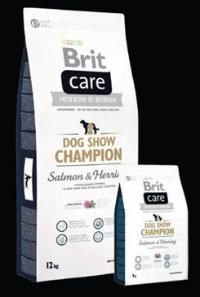 XXL obrazek Brit Care Dog Show Champion 12 kg