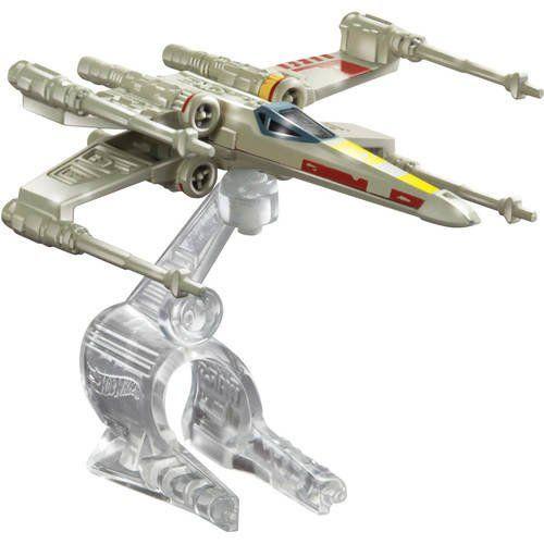 Hot Wheels Star Wars kolekce hvězdných lodí X wing Fight cena od 149 Kč