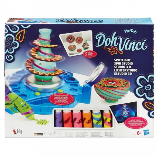 Hasbro Play-Doh Dohvinci dekorační studio cena od 348 Kč