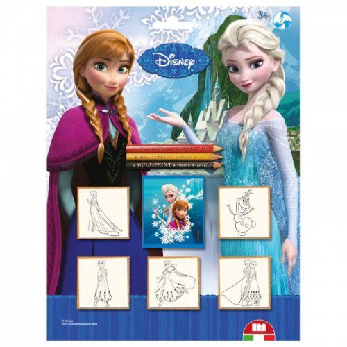 HM Studio: Razítka Frozen, blistr 5 ks - HM Studio cena od 104 Kč