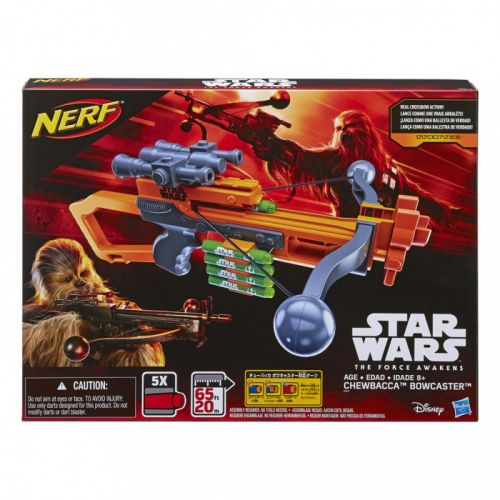 Hasbro Star Wars epizoda 7 pistole pomocníka Chewbacca cena od 626 Kč