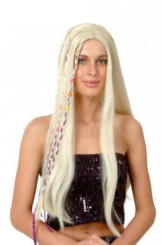 Alltoys Paruka blond dlouhé vlasy cena od 174 Kč