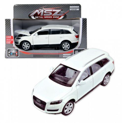 Alltoys Audi Q7 1:24 cena od 447 Kč