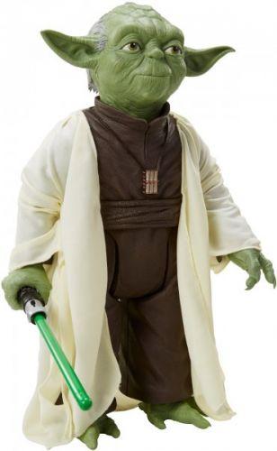 Star Wars Yoda figurka 75 cm