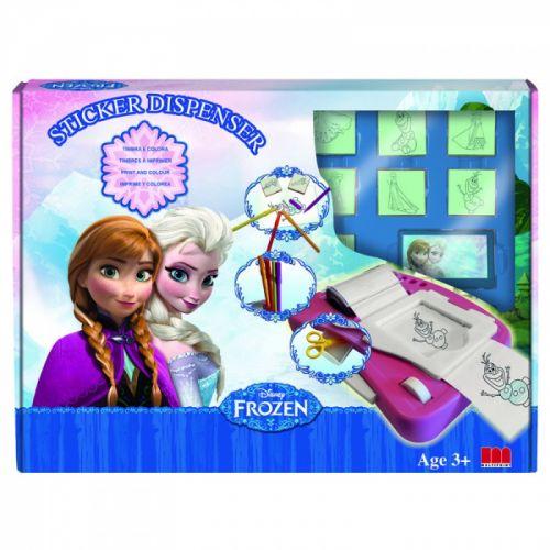 HM Studio Stroj na samolepky Frozen cena od 496 Kč