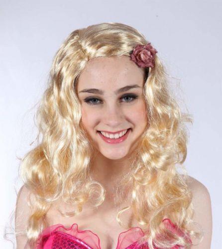 Alltoys Paruka blond dlouhé vlnité vlasy cena od 174 Kč