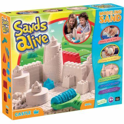 Alltoys TV Sands Alive Set hrad cena od 1026 Kč