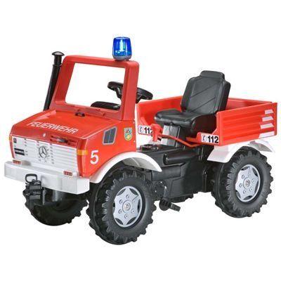 Rolly Toys 036639 Unimog cena od 5228 Kč