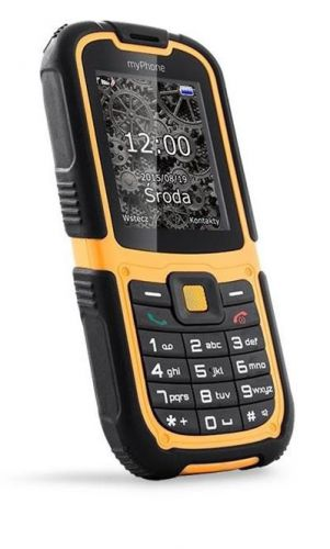 myPhone HAMMER 2 cena od 1355 Kč