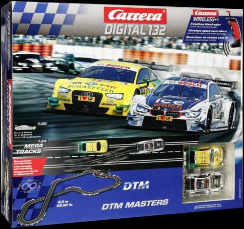 Carrera Digital 132 DTM Masters 30180 cena od 0 Kč