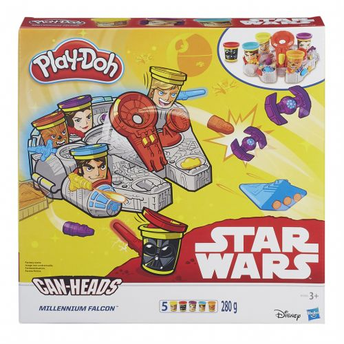 Hasbro Play-Doh Play-Doh Star Wars millenium falcon cena od 499 Kč