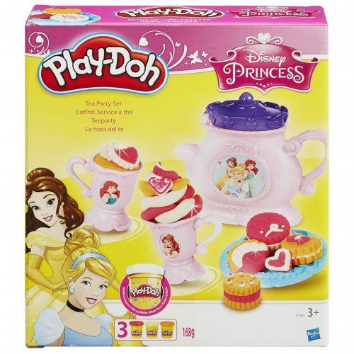 Hasbro Play-Doh Play-Doh čajový dýchánek cena od 300 Kč
