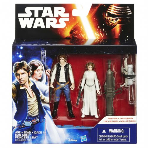 Hasbro Star Wars Star Wars epizoda 7 dvojbalení figurek