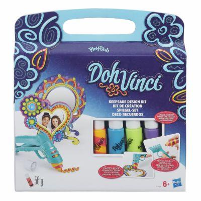 Hasbro Play-Doh Play-Doh Dohvinci hrací sada zrcadlo cena od 169 Kč