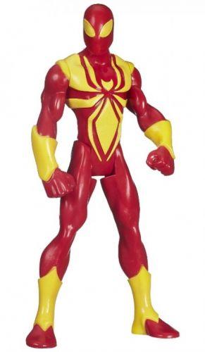 Hasbro Spiderman základní akční figurka Iron Spider cena od 219 Kč