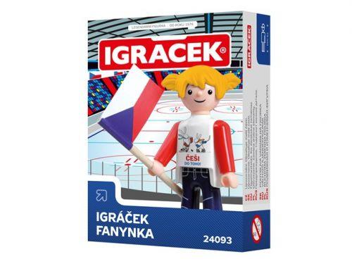 Efko IGRÁČEK FANYNKA II HOKEJ 2015 cena od 65 Kč