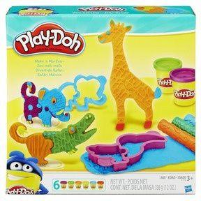 Hasbro Play-Doh zvířecí formičky cena od 269 Kč
