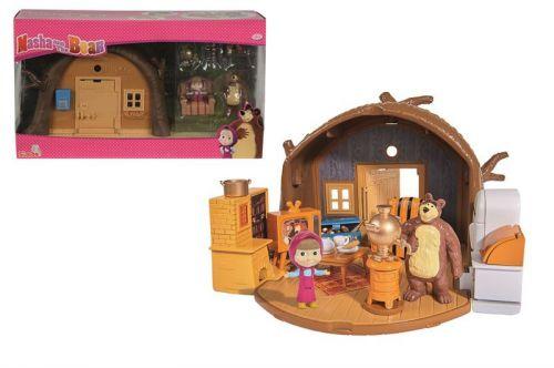 Simba Máša a Medvěd Dům medvěda cena od 428 Kč