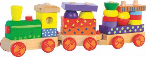 Woody Skládací vlak s potiskem cena od 490 Kč