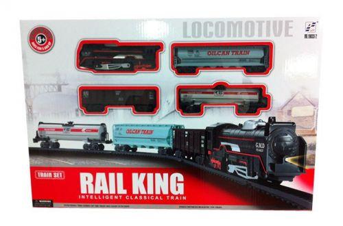 Mac Toys Vlaková sada menší