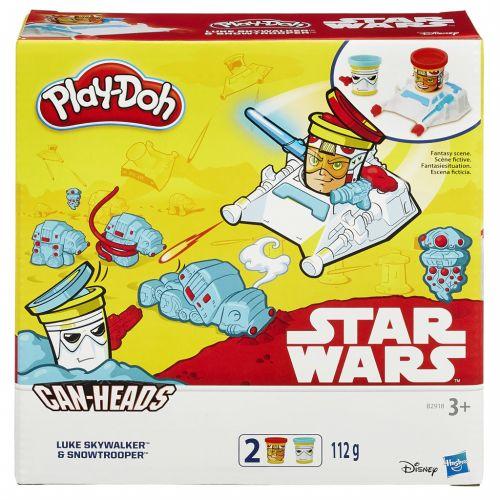 Hasbro Play-Doh Star Wars dvojbalení kelímků cena od 79 Kč