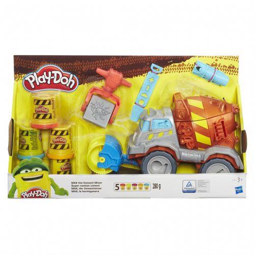 Hasbro Play-Doh míchačka Max cena od 0 Kč