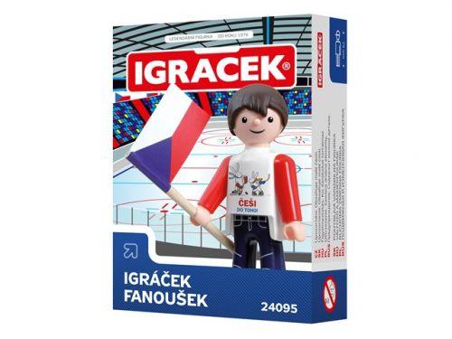 Efko IGRÁČEK FANOUŠEK IV HOKEJ 2015 cena od 62 Kč