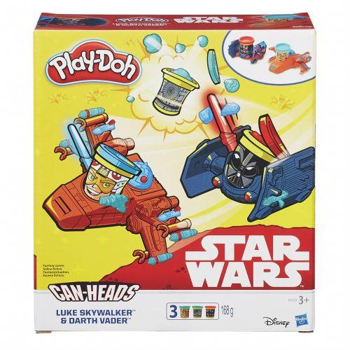 Hasbro Play-Doh Star Wars vozidla dvojbalení cena od 289 Kč