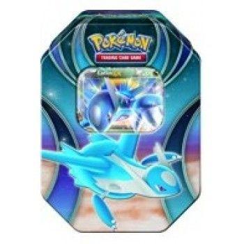 Nintendo Pokémon: Powers Beyond Tin Latios-EX cena od 469 Kč