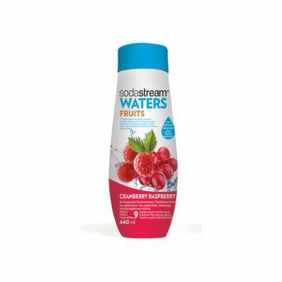 SODASTREAM Sirup FRUITS Brusinka-Malina 440 ml