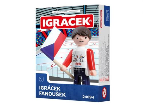 Efko IGRÁČEK FANOUŠEK III HOKEJ 2015 cena od 62 Kč