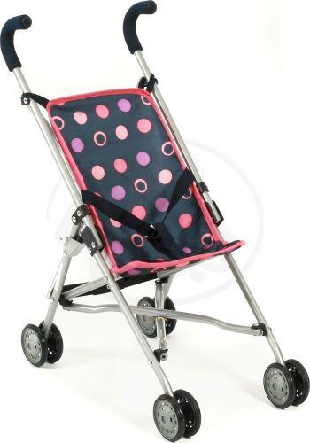 Bayer Chic Kočárek pro panenky Mini Buggy Roma Corallo
