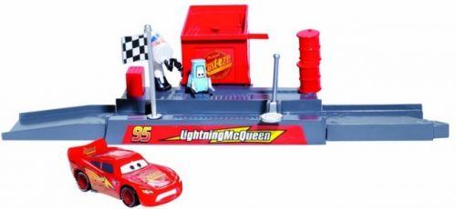 Mattel Cars vystřelovač cena od 348 Kč