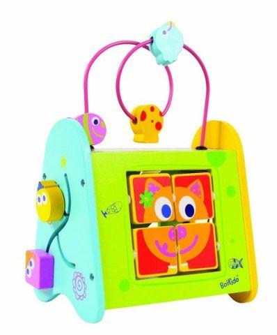 BOIKIDO Multi-aktivní hračka/skřínka cena od 0 Kč