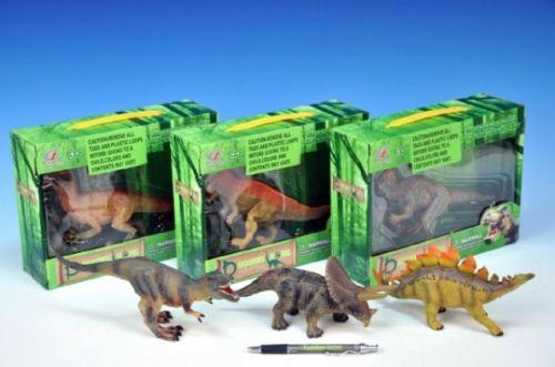 Mikro Trading Dinosaurus plast 19-24 cm cena od 97 Kč