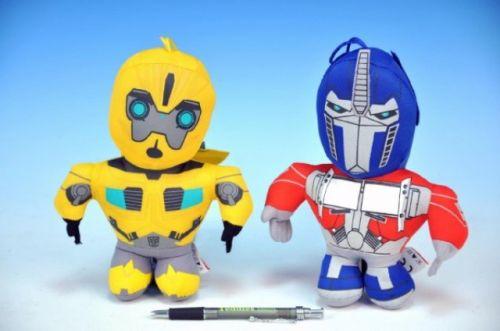 Mikro Trading KMS Robot Transformers látkový 20 cm cena od 159 Kč