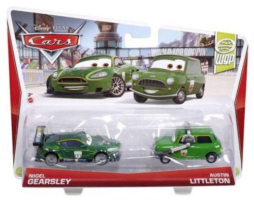 Mattel CARS2 KOLEKCE AUTO ASST cena od 312 Kč