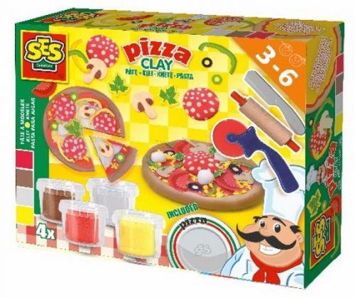 SES Keramická modelína Pizza SET cena od 0 Kč