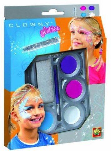 SES Clowny aqua 4 barvy a lesk cena od 229 Kč