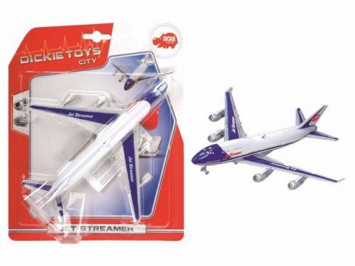 Dickie Letadlo Jet Streamer cena od 128 Kč