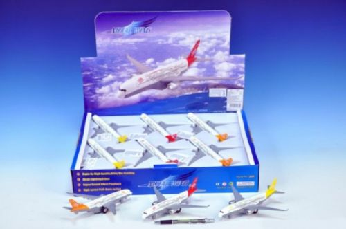 Mikro Trading Letadlo dopravní kov 19 cm cena od 191 Kč
