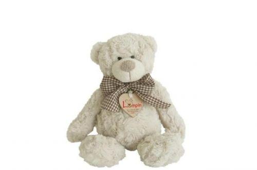 LUMPIN Medvěd Spencer s mašlí cena od 175 Kč