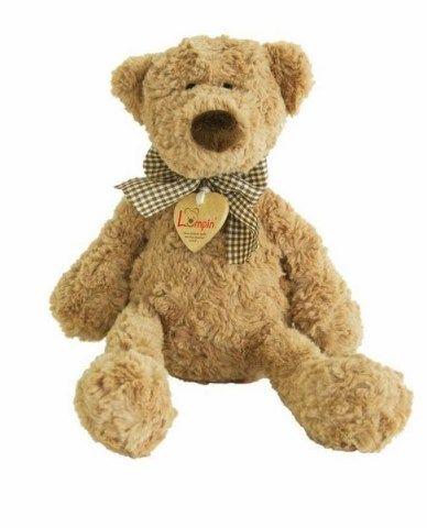 Medvěd Lumpin s mašlí