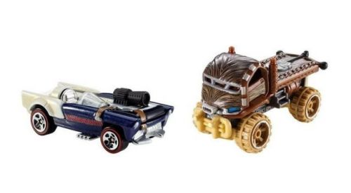 Mattel Hot Wheels STAR WARS AUTÍČKO ASST cena od 0 Kč