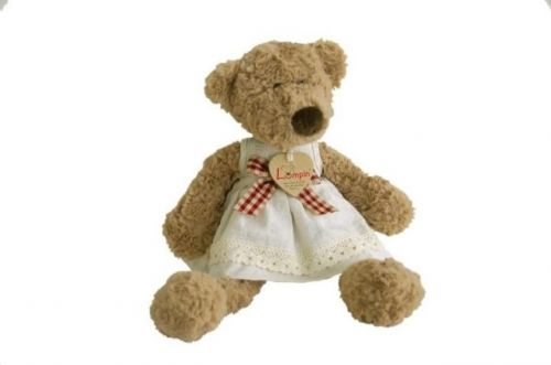 Medvědice Lumpinka s mašlí cena od 199 Kč