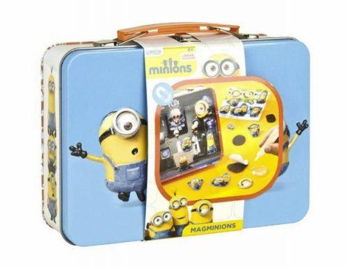 Lowlands MIMONI plechový kufřík s kreativitou cena od 258 Kč