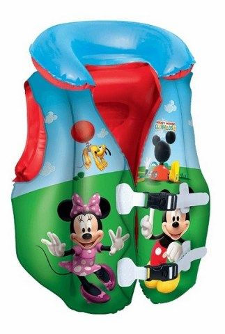 Bestway Nafukovací plavací vesta Mickey/Minnie cena od 99 Kč
